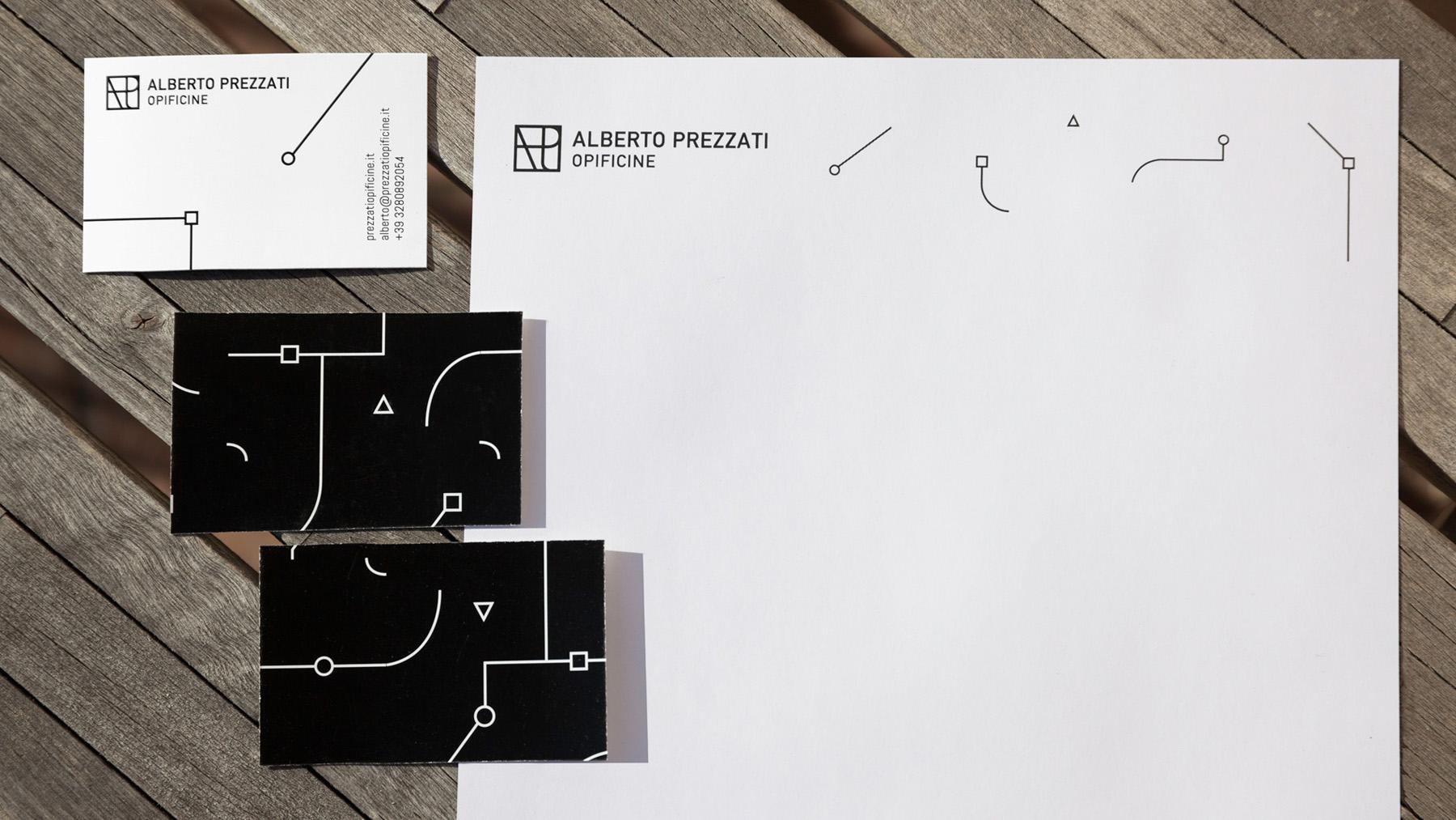 Alberto Prezzati Opificine Grafiche
