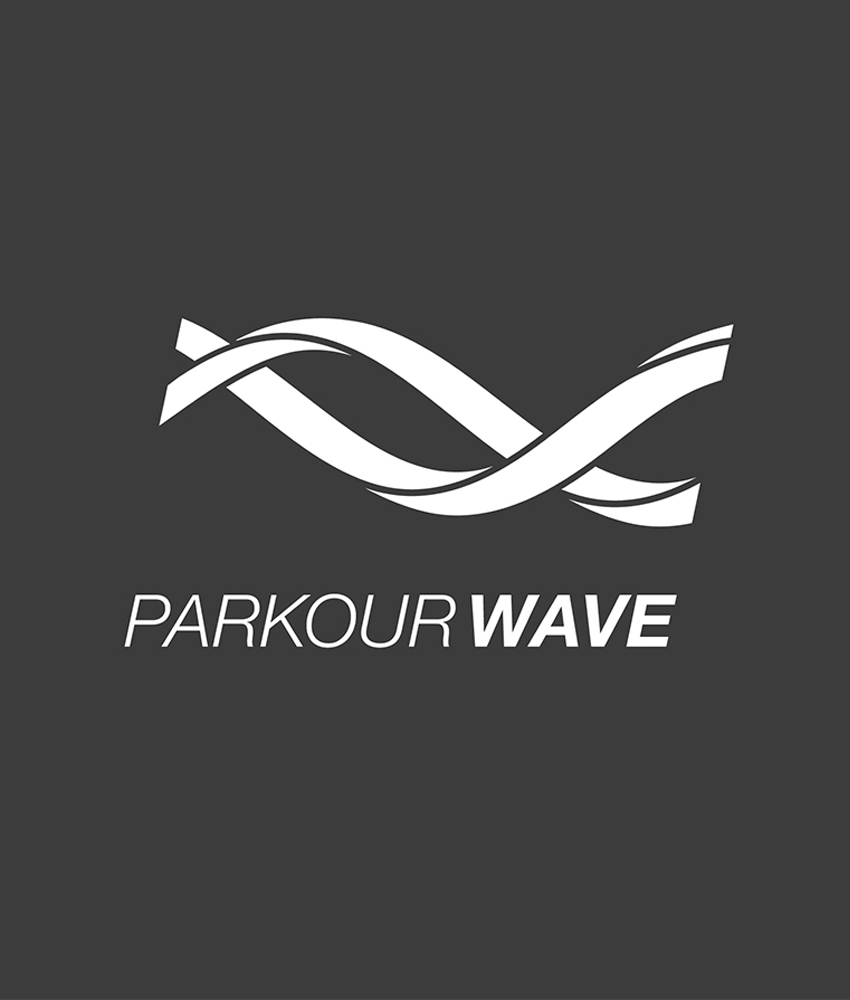 Parkour Wave Logo