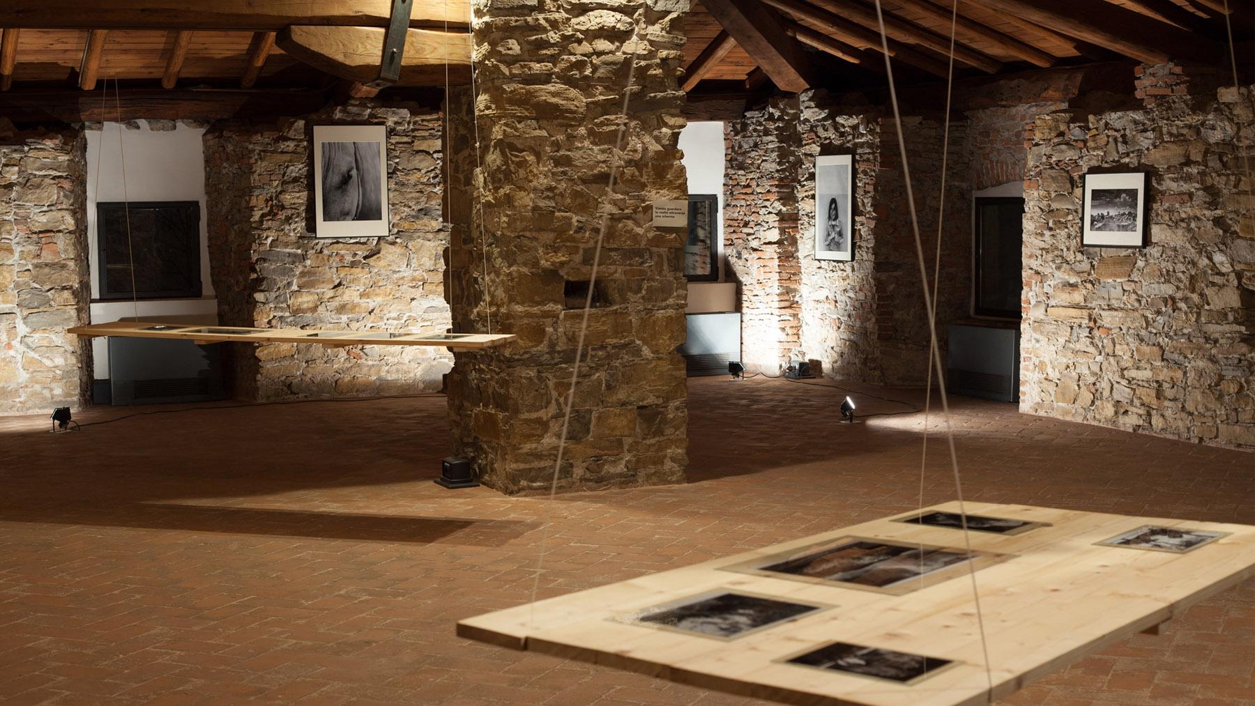Pratiche Woodoo Museo panoramica