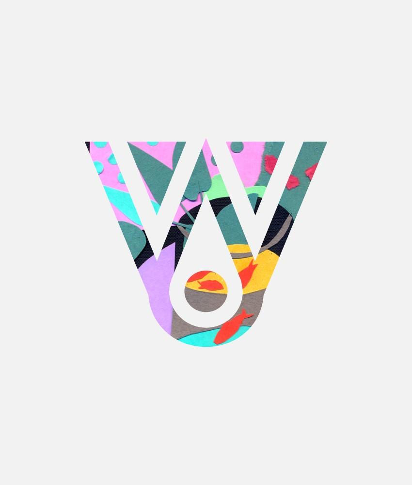 Pratiche Woodoo Logo colorato