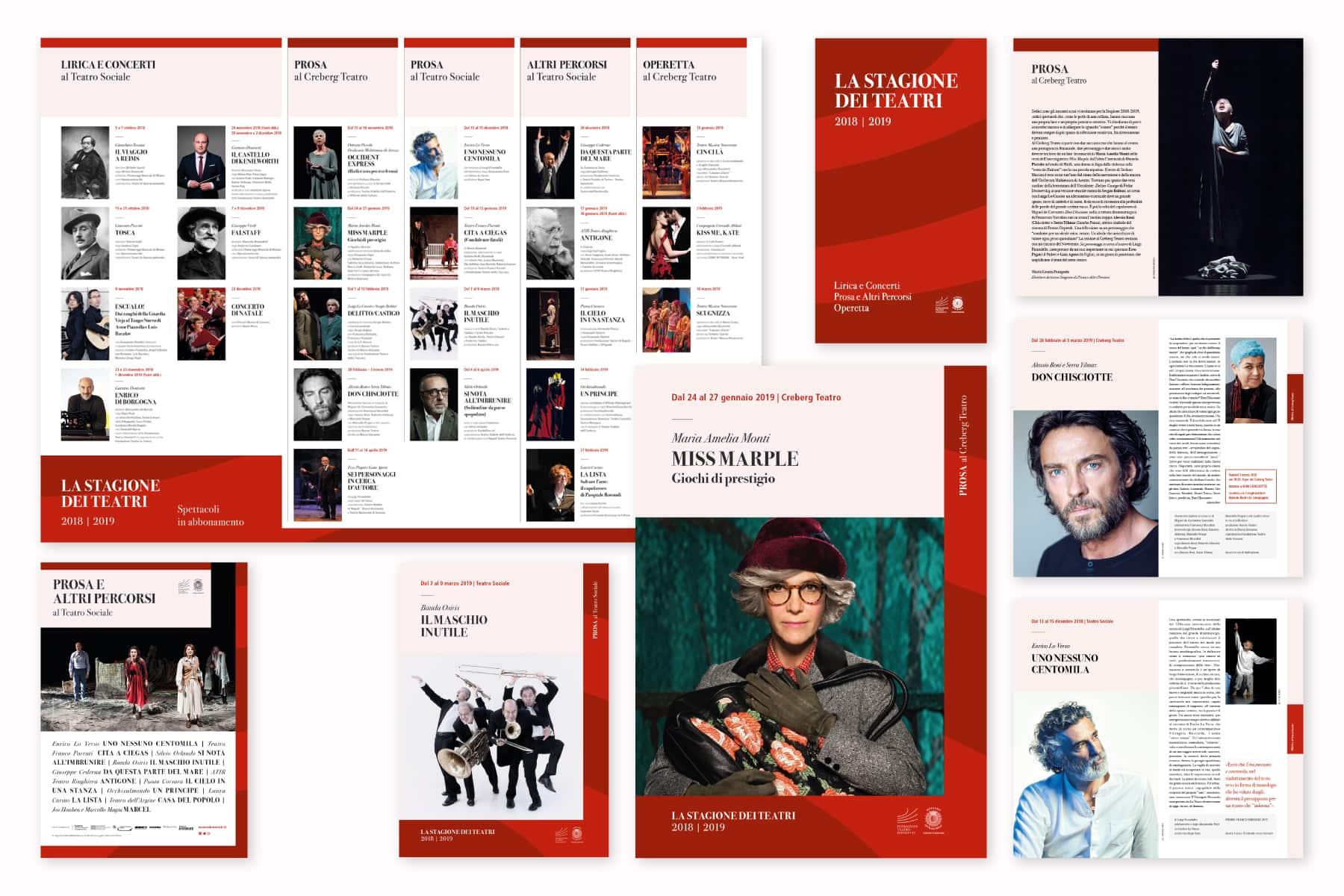 Teatro Donizetti Programmazione