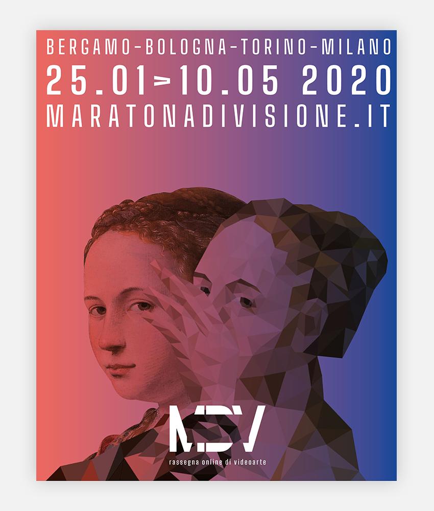 Locandina Maratona Di Visione MDV